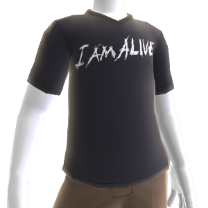 'I Am Alive' Top
