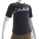 'I Am Alive-shirt