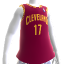 Maillot NBA 2K13 Cleveland Cavaliers