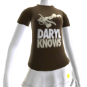 Daryl Knows T-Shirt