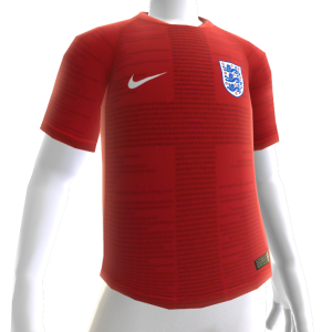 England National Team Away 2018 Jersey