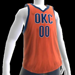 Thunder Alternate 2016 Jersey
