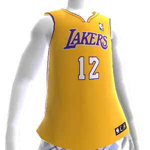 Camiseta NBA 2K13 Los Angeles Lakers