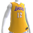 Los Angeles Lakers NBA 2K13-linne