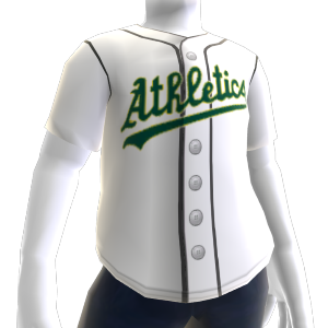 Maillot MLB2K10 Oakland Athletics