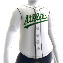 Colete Oakland Athletics  MLB2K10