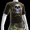 Epic Outlaw Skull Shirt