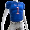 Kansas Game Jersey