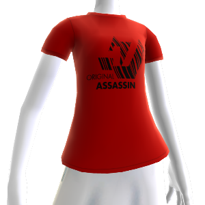 "Hitman: Absolution Camiseta roja ""Original Assassin"""