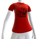 Hitman: Absolution T-shirt rouge « Original Assassin »