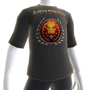 T-shirt com Logótipo Arm of Orion