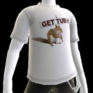 Get Tub'd Tee