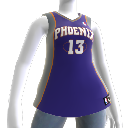 Maglia Phoenix Suns NBA2K10