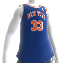 Knicks 94-95 NBA 2K13-retrotrøje