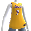 Maillot NBA2K12 Los Angeles Lakers