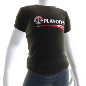 Wizards Playoffs Tee