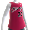 Bulls 84-85 Retro NBA 2K14 Jersey