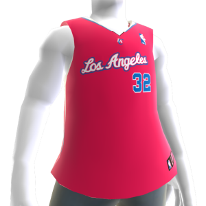Camis. NBA2K11 Los Angeles Clippers