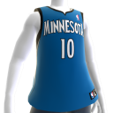 Minnesota Timberwolves NBA 2K14 Jersey