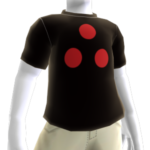 Red NVG-Dots T-Shirt