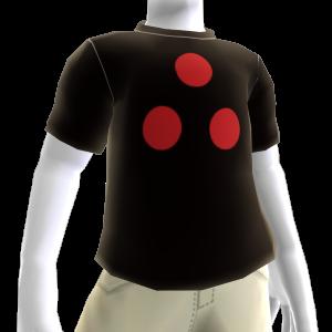 T-shirt Pontos Vermelhos NVG