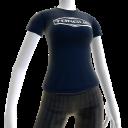 Camisa com logótipo Torgue