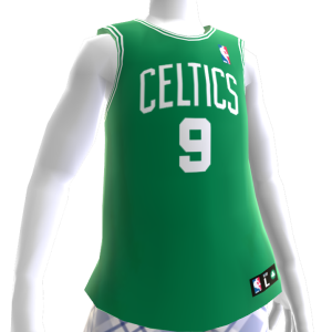 Maillot NBA 2K13 Boston Celtics