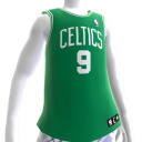 Boston Celtics NBA 2K13 유니폼