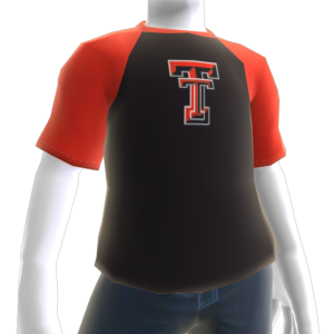 Texas Tech Baseball T-Shirt