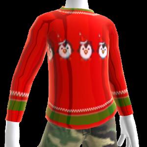 Christmas Ugly Chr Sweater Penguin