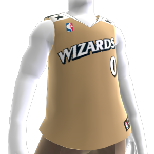 Washington Wizards NBA2K10-Trikot