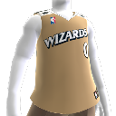 Colete NBA2K10: Washington Wizards