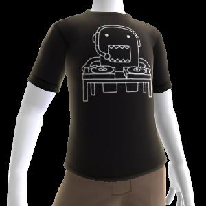 Classic Domo DJ Shirt