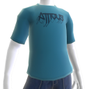 Atticus Metalhead Blue t-shirt 