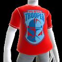Camiseta de soldado clon