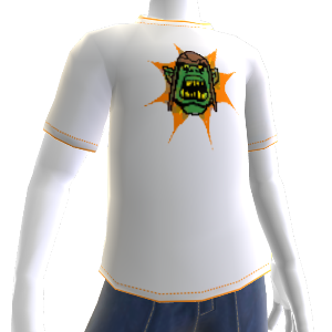 Orc Toon Shirt