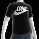 NIKE LDNR T-shirt