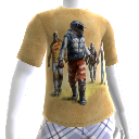 Trials Evolution - 4 riders T-shirt