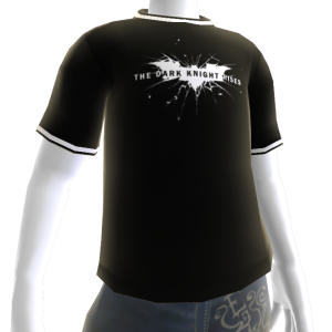 The Dark Knight Rises Batman Logo T-Shirt #4