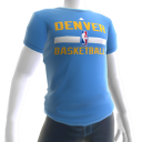 Nuggets On-Court Tee
