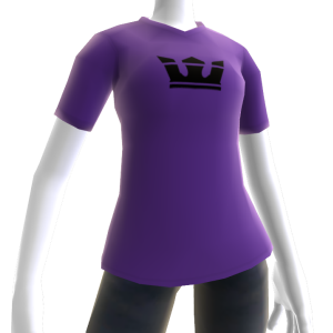 Supra Purple Icon Tee