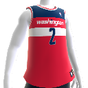 Washington Wizards NBA 2K14 Jersey