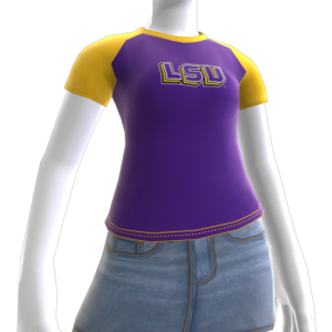 LSU Women&#39;s T-Shirt