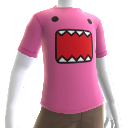 Pink Domo Face Shirt