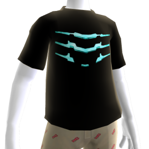 T-shirt visire DeadSpace3
