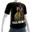 Camiseta de Max Payne 1