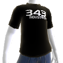 343 Logo Tee