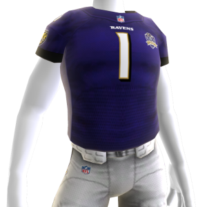 Baltimore 2015 Game Jersey