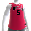 Chicago Bulls NBA2K11-Trikot