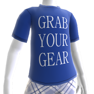 """Grab Your Gear"" Tee"